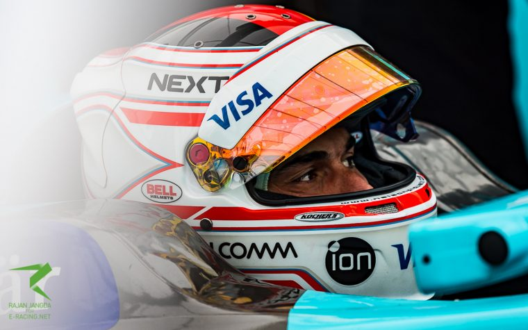 Piquet shocks by topping second Berlin practice