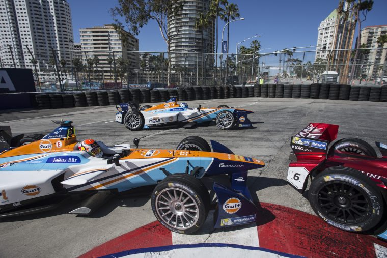 Rast to debut at Berlin ePrix