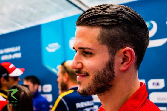 """Abt: """"I'm going to try to be on the podiumagain"""""""