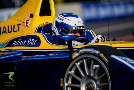 On the road to London: Nicolas Prost