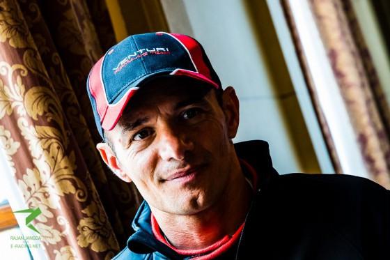 Sarrazin praises progress from team