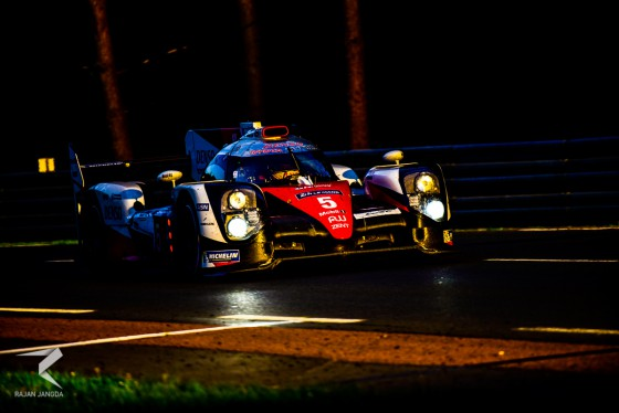 Le Mans 2016 (Hours 13 to 18): Buemi & Conway in three way lead fight