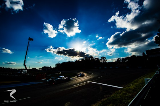 Le Mans 2016 (Hours 7 to 12): Conway & Sarrazin turn thescrew