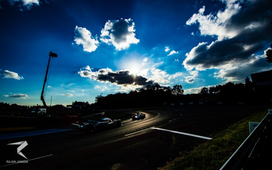 Rajan's 20 top shots from Le Mans