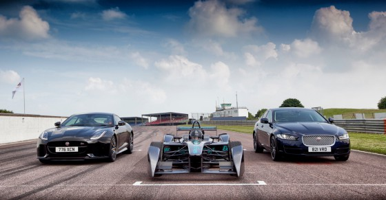 Influence appointed as PR to Jaguar Racing