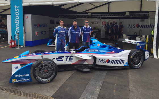 Amlin Andretti rebrand for season three