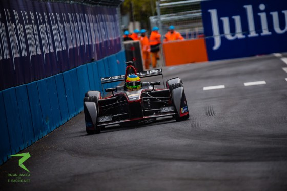 On the road to London: Mike Conway