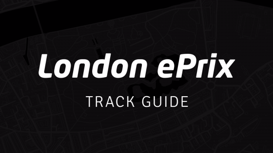 London ePrix track guide video