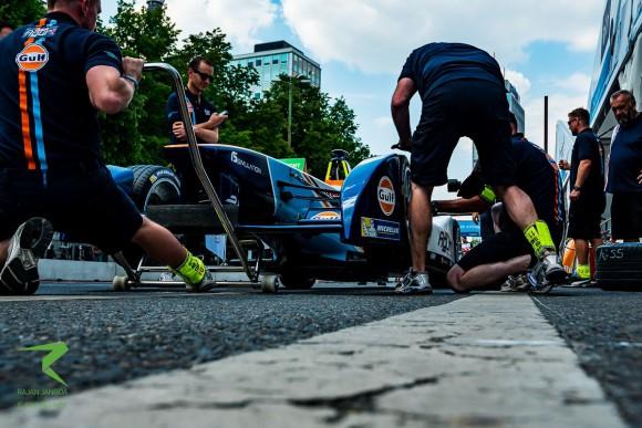 Formula E race set up: The hidden nightmares