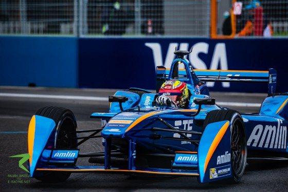 Andretti happy after first on-track tests of newpowertrain