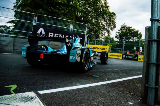 Closed Circuit: NEXTEV TCR in London