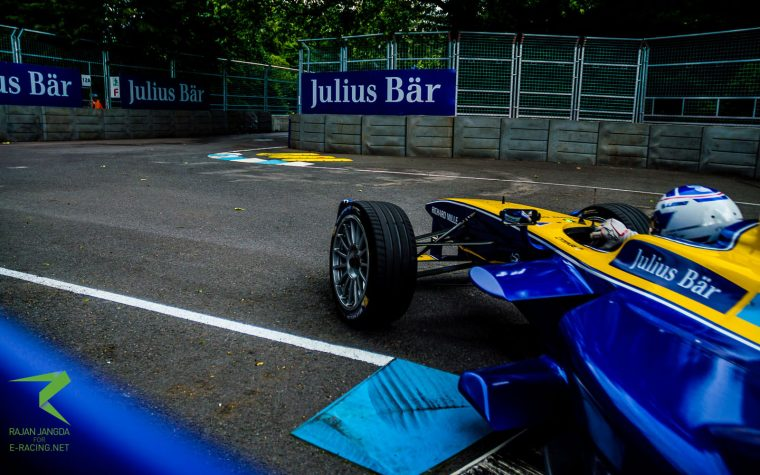 Prost – Senna on the front row after chaotic qualifying in London