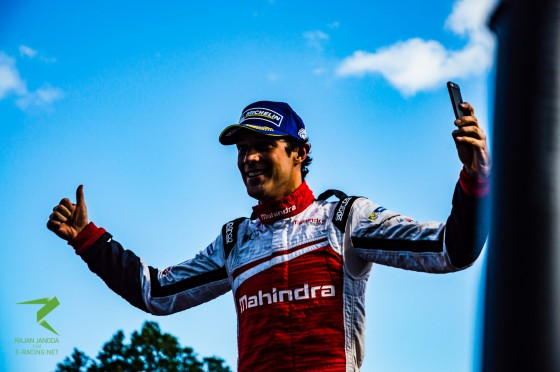 Senna: 'I just had to focus on what I was doing'