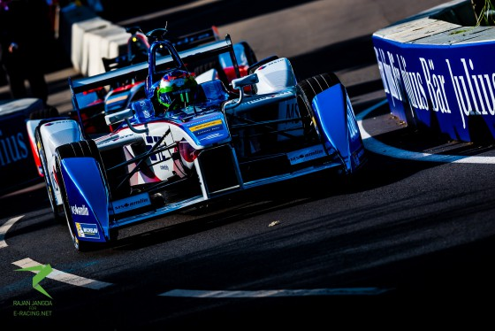 Closed Circuit: MS Amlin Andretti in London
