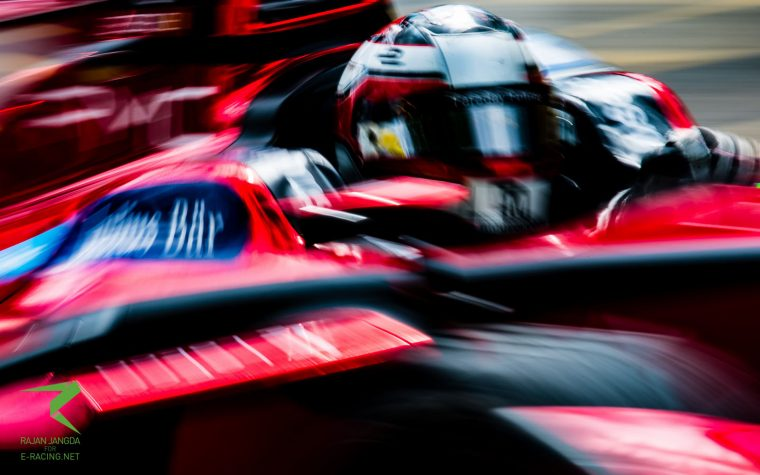 Qualifying in London: riding therollercoaster
