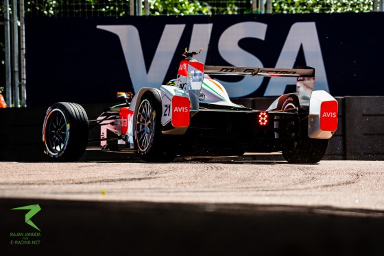Closed Circuit: Mahindra Racing in London