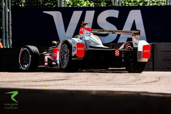 Closed Circuit: Mahindra Racing in London