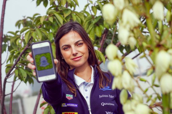 "Kelly Piquet: ""We strive to be record-breaking"""