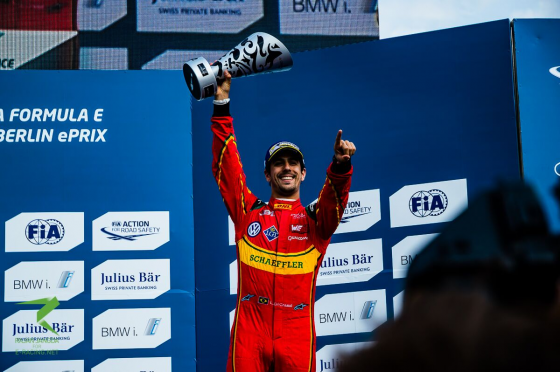 On the road to London: Lucas di Grassi