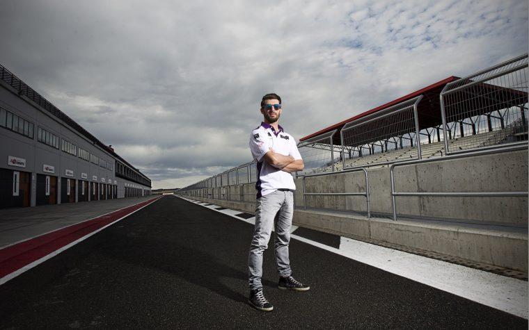 WATCH: López drives DS Virgin Racing car for the first time