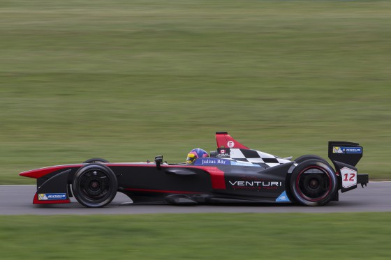 Reflecting on a Formula One champion's time in Formula E
