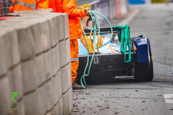 Safety in Formula E