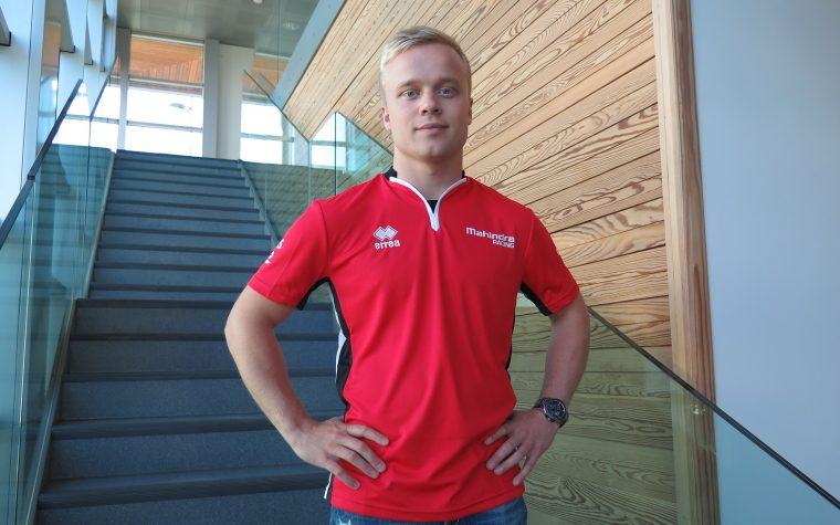 Rosenqvist joins Mahindra for season three
