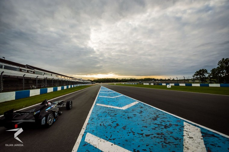 Formula E testing to move to Valencia