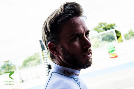 Heidfeld happy with testing programme