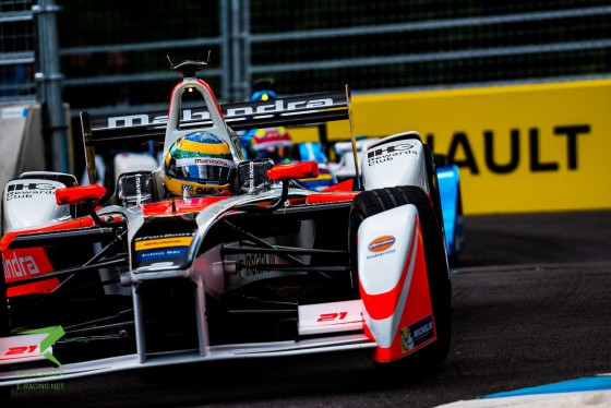 Senna could end Formula E career