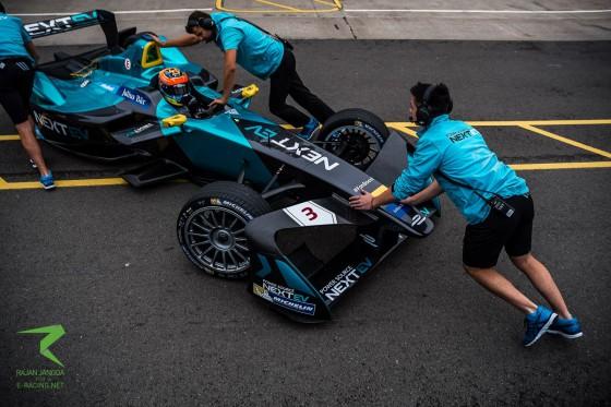 Stoneman impressed by Formula E