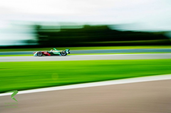 Buemi tops morning two time sheets