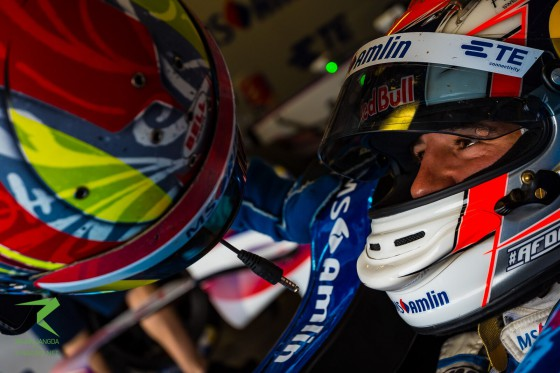 Double Trouble: e-racing.net meets MS Amlin Andretti