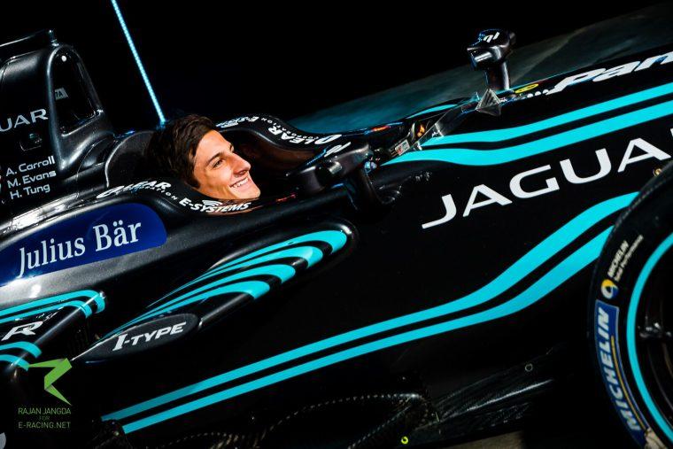 Evans realistic ahead of debut ePrix