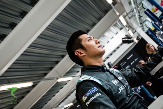 Tung excited by return to Formula E