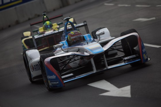 Closed Circuit: MS Amlin Andretti in Hong Kong