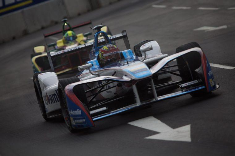 Closed Circuit: MS Amlin Andretti in Hong Kong