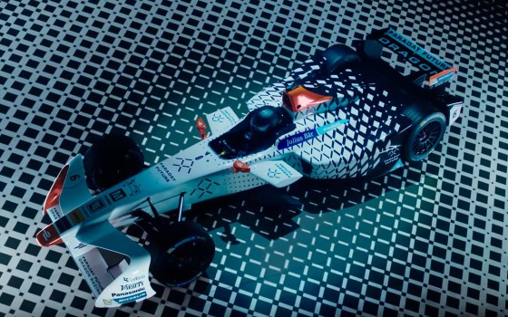 Dragon Racing reveal rebranded livery