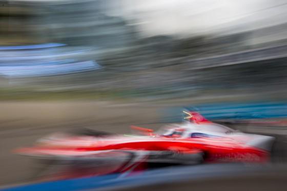 Closed Circuit: Mahindra Racing in Hong Kong