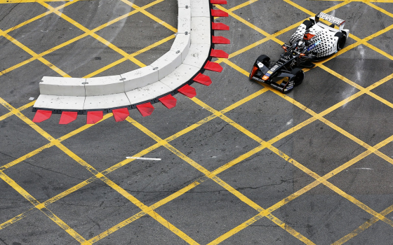 Closed Circuit: Dragon Racing in Hong Kong