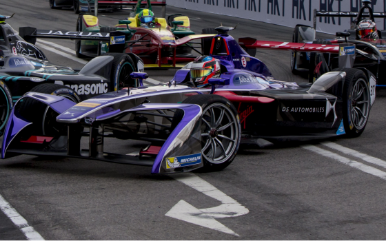 Closed Circuit: DS Virgin Racing in Hong Kong