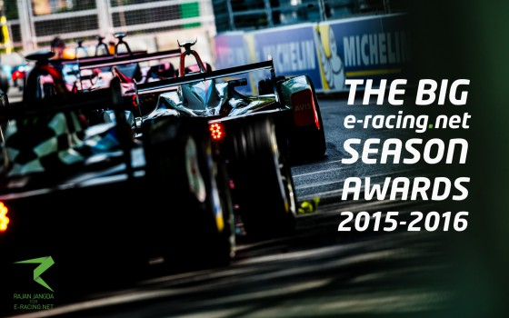 The big e-racing.net season awards 2015-2016