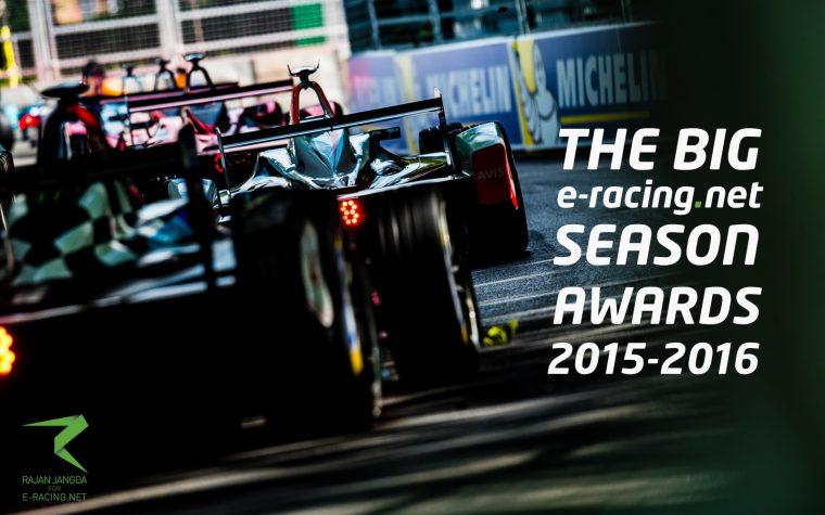 The big e-racing.net season awards 2015-2016