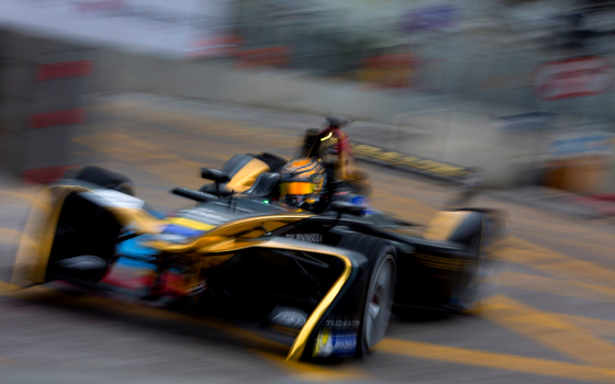 Closed Circuit: TECHEETAH in Hong Kong