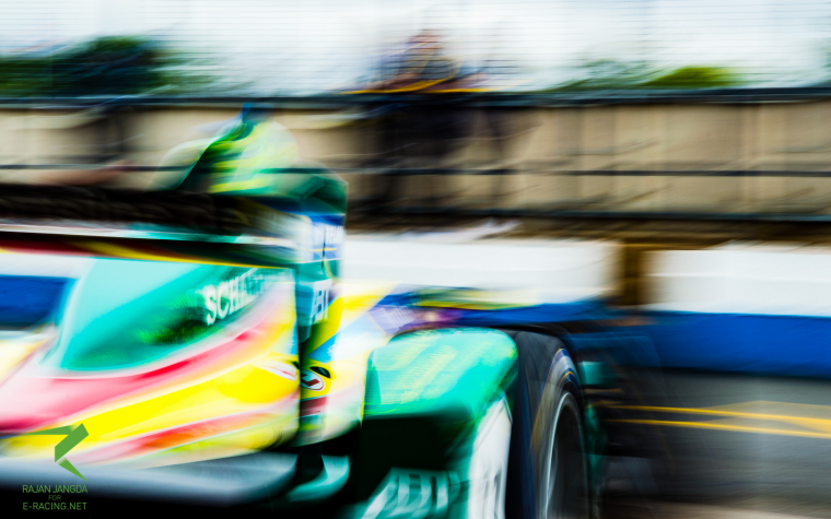 Formula E returns with eventful FP1 in Hong Kong