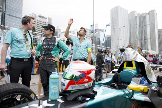 "Piquet Jr: ""We are aiming for Super Pole again"""