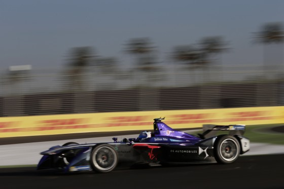 Closed Circuit: DS Virgin Racing in Marrakesh