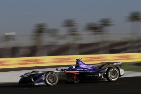 Closed Circuit: DS Virgin Racing in Marrakesh
