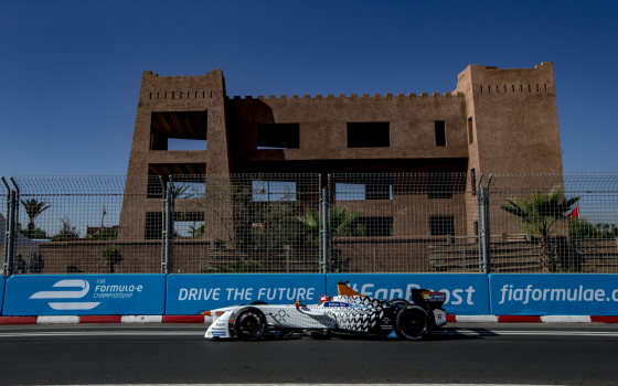 Closed Circuit: Faraday Future Dragon Racing in Marrakesh