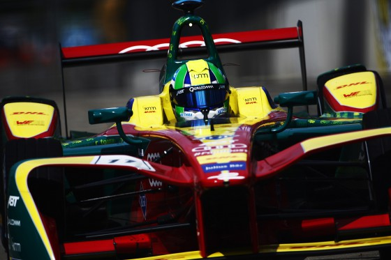 Di Grassi on top in Marrakesh FP1
